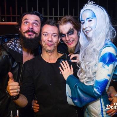 Sortie à la nuit Dèmonia Winter Party, la nuit la plus Fetish de France - NXPL