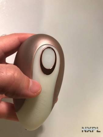 Test du stimulateur clitoridien aspirant Satisfyer Pro Deluxe - NXPL