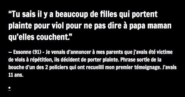 PayeTaPlainte - la mauvaise prise en charge des plaintes pour les agressions sexuelles en France - NXPL