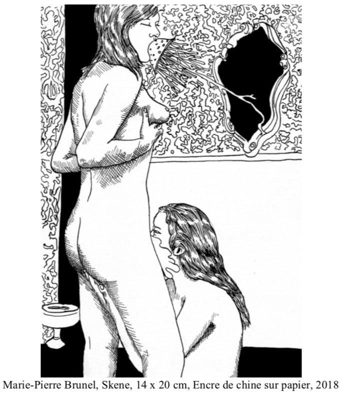 Salo VI, le salon du dessin érotique - NXPL