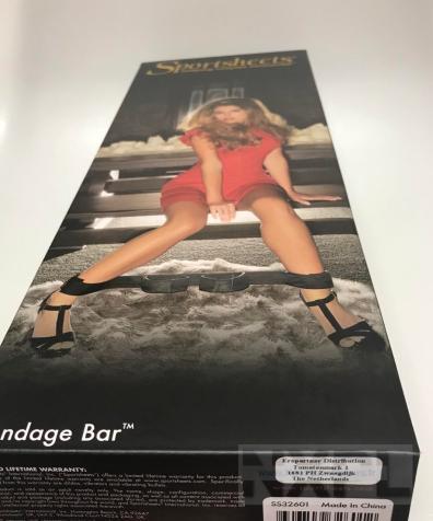 Test de la barre de bondage Sportsheets Bondage Bar - NXPL