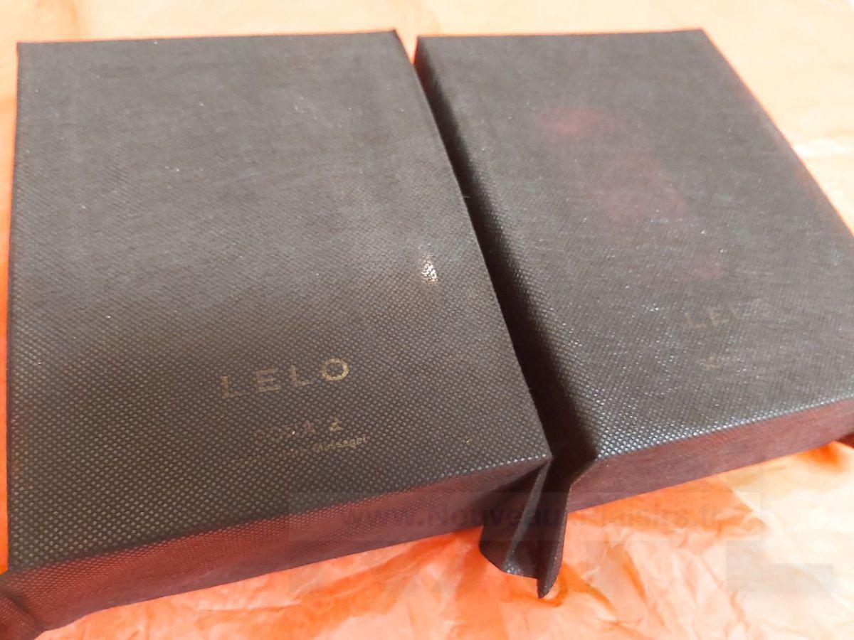 Test du stimulateur clitoridien à ondes soniques (aspirant) Lelo Sona 2 et Lelo Sona Cruise 2 - NXPL