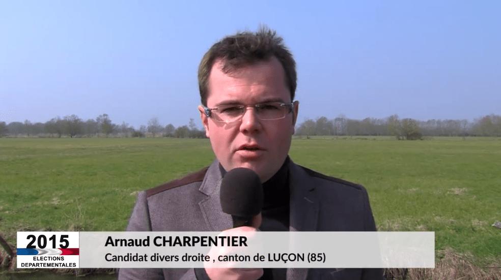 Vidéo : Arnaud Charpentier et Anne-Marie Coulon
