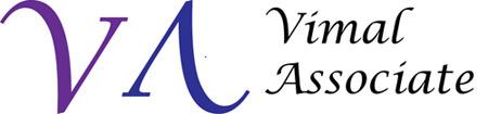 VC Vimal associates logo