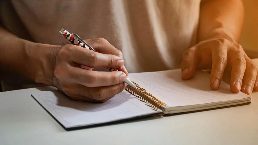 Planiranje-Olovka-Planer-Muskarac-Pise-Koncentracija-Nouvellune-Zynamik