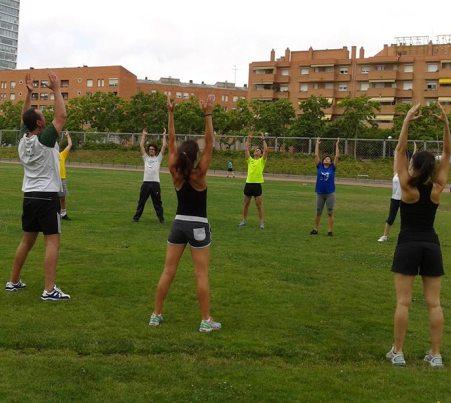 Taller practico deporte Nova Acropolis