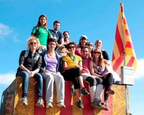 Excursion otono 2014 Puig sacalm