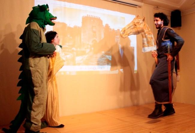 Sant Jordi Cultura Nova Acropolis