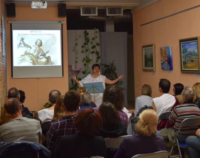 sabadell mitos griegos nova acropolis