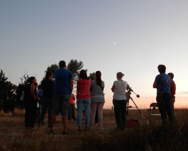 observacio astronomica