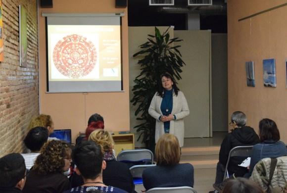 Grans civilitzacions de Mesoamèrica a Nova Acròpolis Sabadell