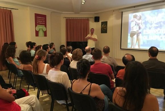Filosofía + deporte en Nueva Acrópolis Barcelona