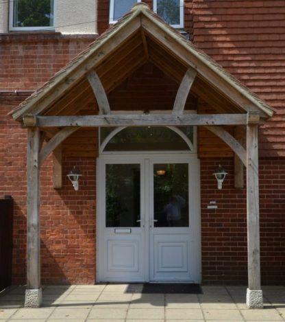 Nova House Entrance