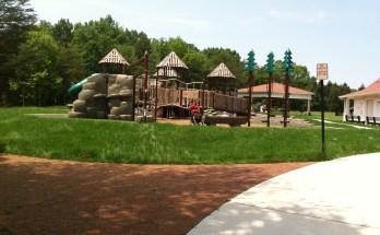 Chessie's Big Back Yard Playground