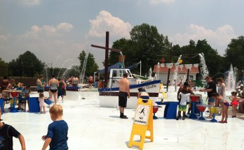 Our Special Harbor Sprayground at Lee District Park