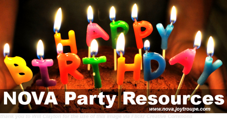 Northern Virginia Birthday Party Resource Guide