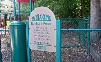 Danbury Forest Tot Lot