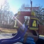 Pirate Ship at Chessie's Backyard Playground