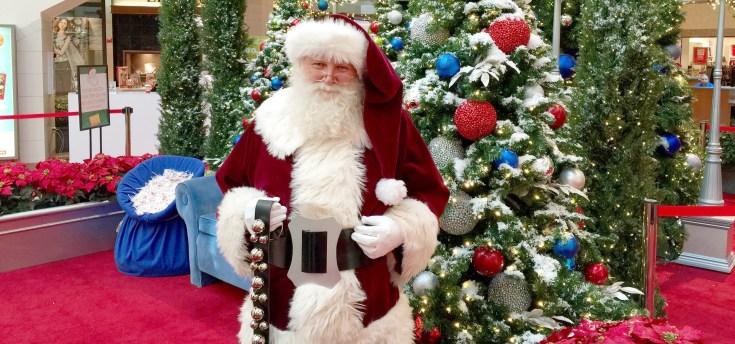 Photos & Visits with Santa