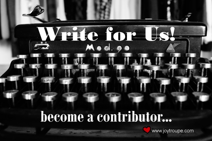 write for us joy troupe northern va