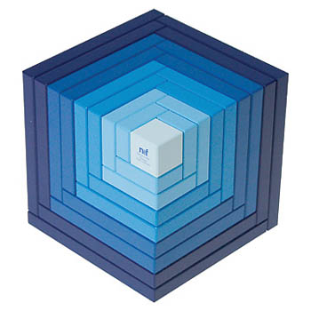 Naef Cella Swiss Wooden Puzzle Stacking Toy