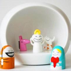 Kitchen Ceiling Lights Ideas Chandelier Alessi Presepe Nativity Scene Manger With 5 Figurines ...