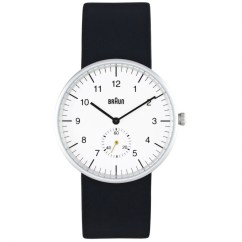 Leather Pet Sofa West Elm Henry Braun Bn-24whg Men's Analog Wrist Watch, White Face ...