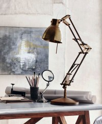Enzo Classic Architect Desk Lamp - Articulated Task Light ...