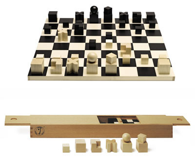 modern square sofa mirrored console table naef bauhaus complete chess set with chessmen and ...