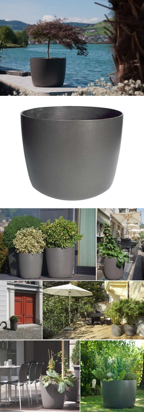 Martin Mostboeck Kyoto Large Modern Planter Pot