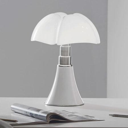 Martinelli Luce Gae Aulenti Mini Pipistrello Lamp NOVA68com