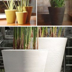 Kitchen Floor Rugs Waypoint Cabinets Modern Planters: Madison Planter 26 Inch Height X ...