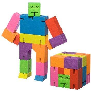 Rainbow Cubebot Toy Robot NOVA68com