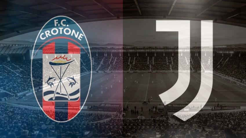 Prediksi Bola Crotone VS Juventus - Nova88 Sports