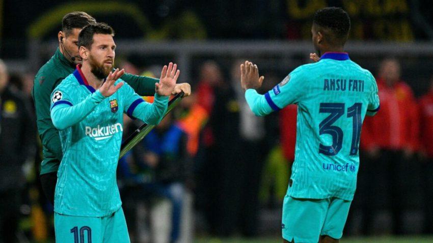 Prediksi Bola FC Barcelona VS Ferencvarosi TC - Nova88 Sports