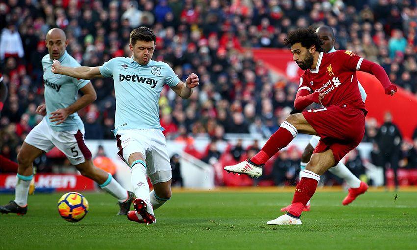 Prediksi Bola Liverpool VS West Ham United - Nova88 Sports