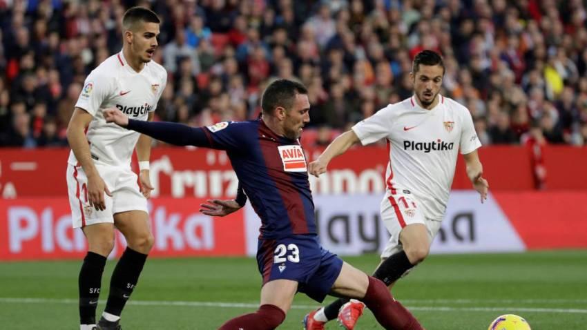 Prediksi Bola Sevilla VS Eibar - Nova88 Sports