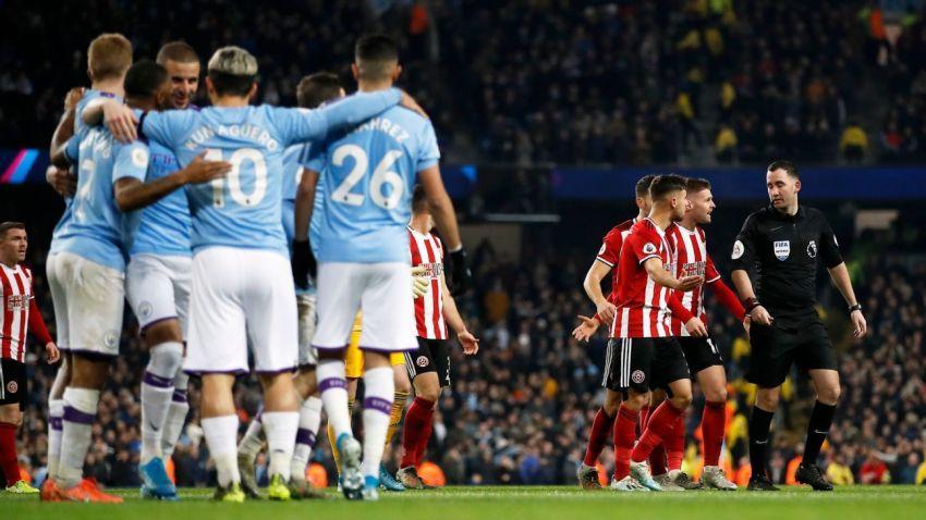 Prediksi Bola Sheffield United VS Manchester City - Nova88 Sports