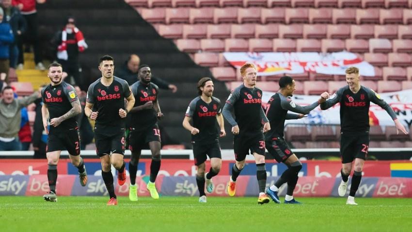 Prediksi Bola Stoke City VS Barnsley - Nova88 Sports
