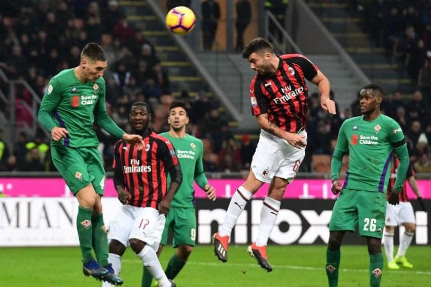 Prediksi Bola AC Milan VS Fiorentina - Nova88 Sports