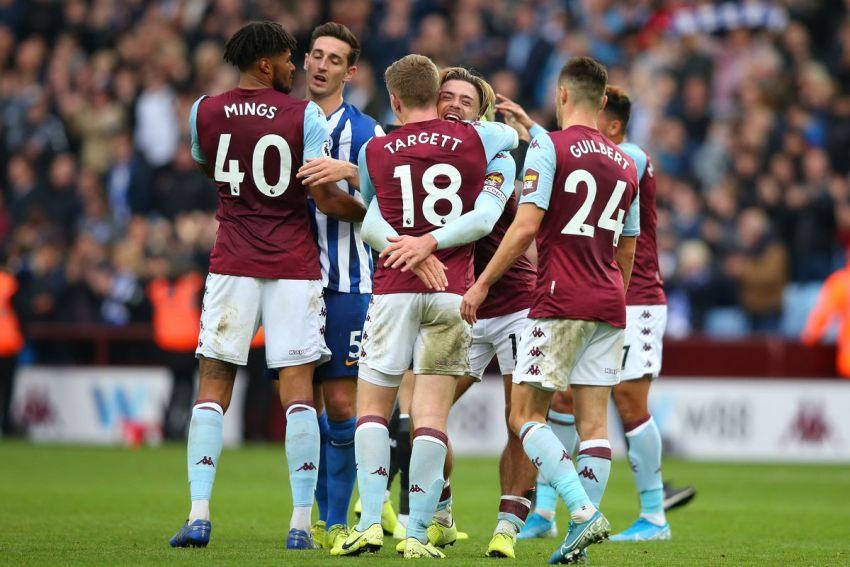 Prediksi Bola Aston Villa VS Brighton Hove Albion - Nova88 Sports