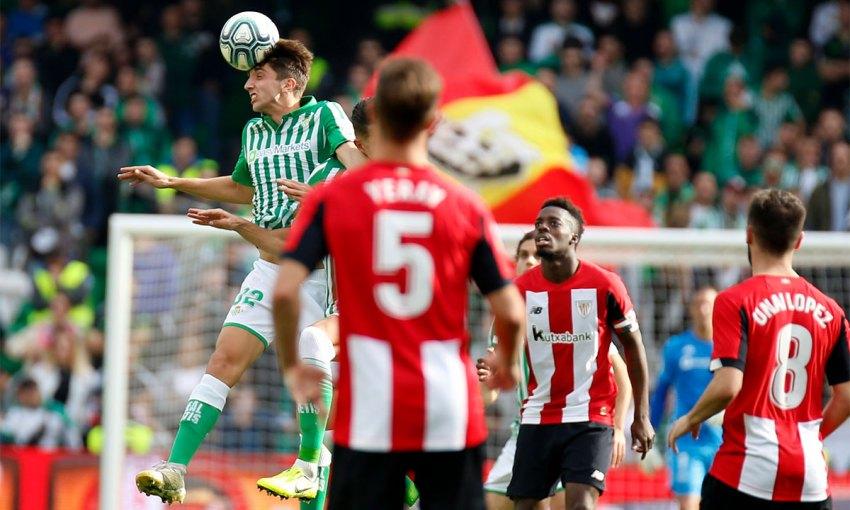 Prediksi Bola Athletic Bilbao VS Real Betis - Nova88 Sports
