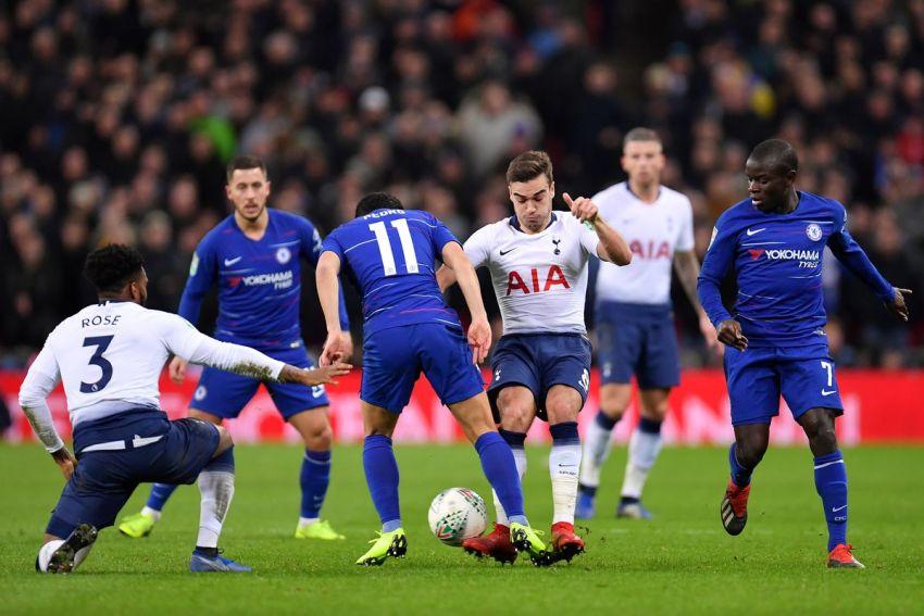 Prediksi Bola Chelsea VS Tottenham Hotspur - Nova88 Sports