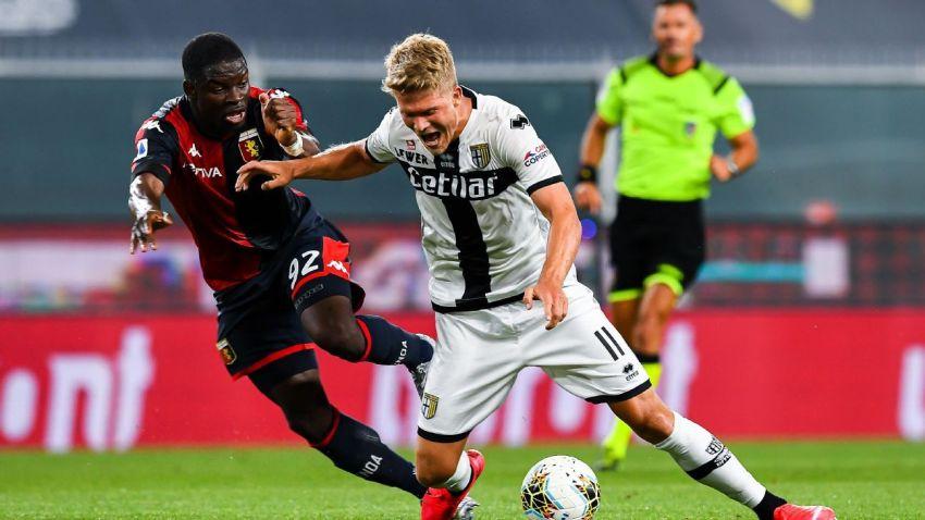 Prediksi Bola Genoa VS Parma - Nova88 Sports