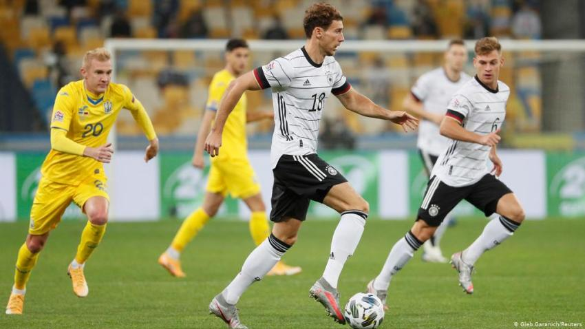 Prediksi Bola Jerman VS Ukraina - Nova88 Sports