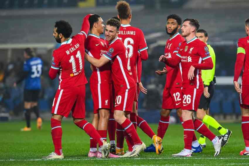 Prediksi Bola Liverpool VS Atalanta - Nova88 Sports