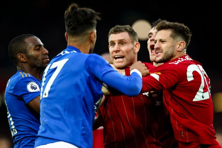 Prediksi Bola Liverpool VS Leicester City - Nova88 Sports