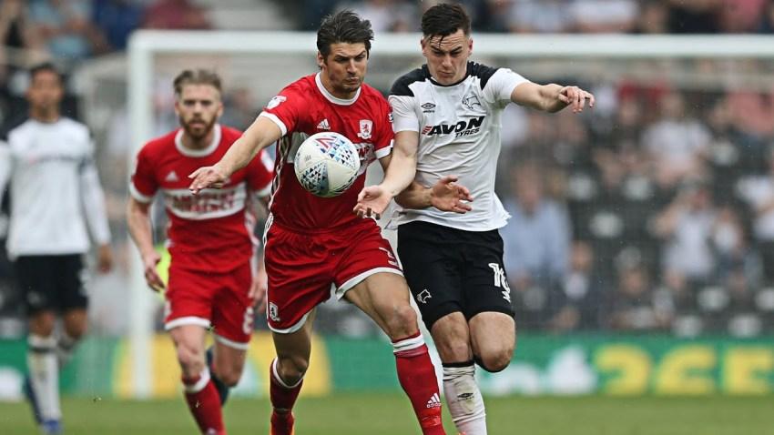 Prediksi Bola Middlesbrough VS Derby County - Nova88 Sports
