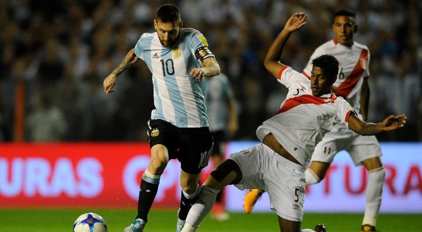 Prediksi Bola Peru VS Argentina - Nova88 Sports