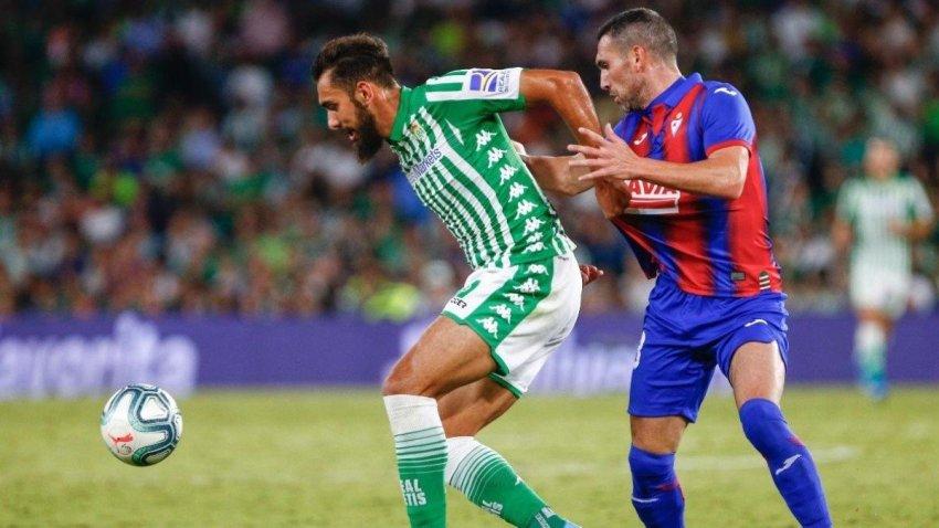 Prediksi Bola Real Betis VS Eibar - Nova88 Sports